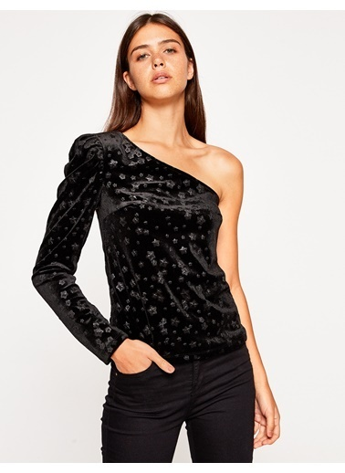 Koton Bluz Siyah